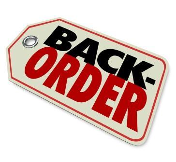Back Order