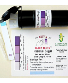 Accuvin Residual Sugar Kit