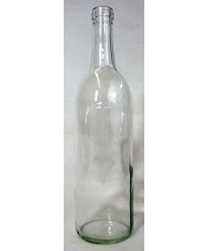 Wine Bottles- Clear- 12 per case