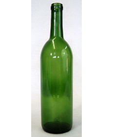 Wine Bottle Fifth- Green 12 per case