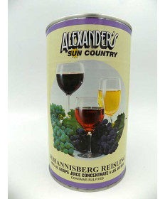 Riesling- 46 oz can