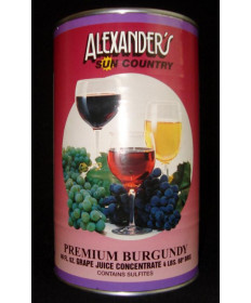 Premium Burgundy- 46 oz