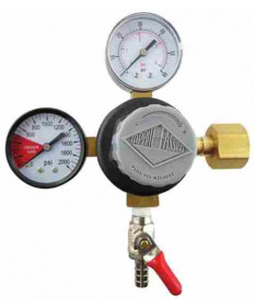 Regulator: Double Guage Co2