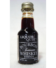 Tennesee Bourbon Whiskey: Liquor Quick 20 ml Bottle
