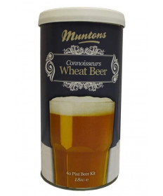 Muntons Wheat Beer- 4 lb
