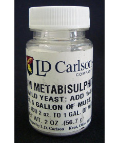 Sodium Metabisulfite-2 oz