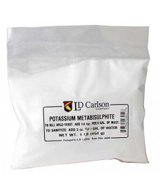 Potassium Meta- 1 lb Bag