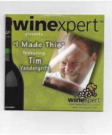 I Made This- Kit Wine DVD