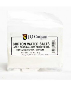 Burton Water Salt- 1/4 oz