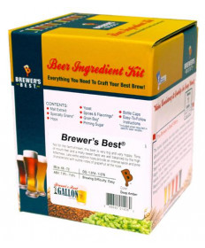 Brewers Best Belgian Tripel Kit- One Gallon