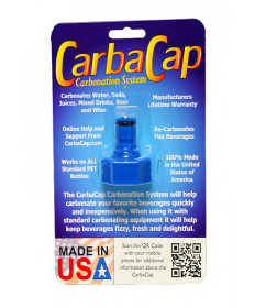 The Carbonator- Carbacap