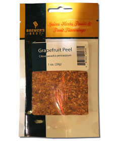 Grapefruit Peel- 1 oz
