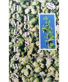 Homegrown Hops- 2nd Ed