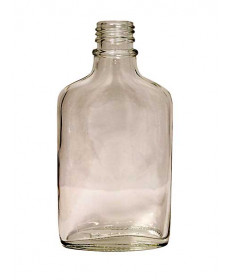 Flask- 200 ml Flint Glass-
