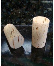 "Natural Cork- #9 x 1 3/4"" Straight Extra Grade"