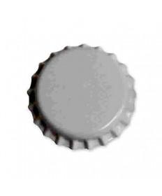 Crown Caps- White- 1 Gross