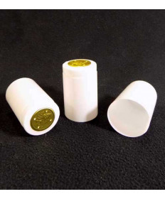 Capsules-White-100 Count  Wide