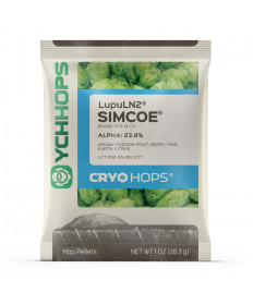 Simcoe Cryo Hops- 1 oz