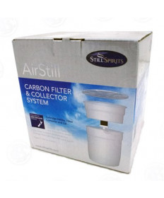Air Still Filter and Collector