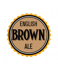 Beer Dust- English Brown