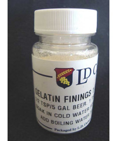 Gelatin Fining- 1 oz.