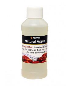 Apple Flavor- 4 oz- Natural