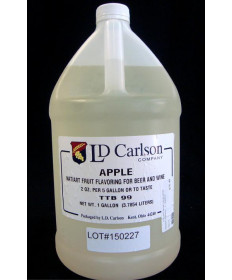 Apple Flavor- 1 Gallon
