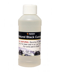Black Currant- 4 oz