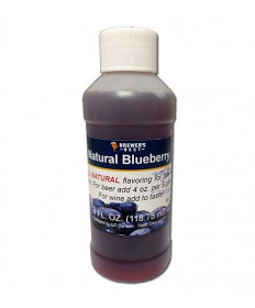 Blueberry Flavor- 4 oz