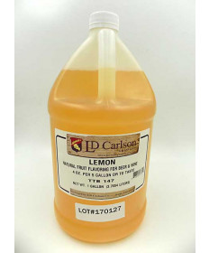 Lemon Flavor- 1 Gallon