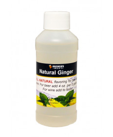 Ginger Flavoring- 4 oz