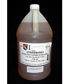 Strawberry Flavor- 1 Gallon