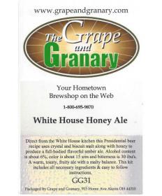 White House Honey Ale- G & G