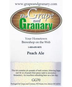 Fruit Ale- Peach