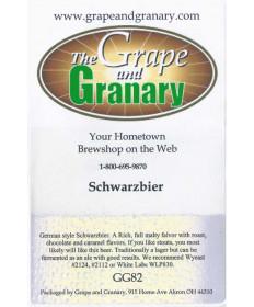 Schwarzbier- G & G