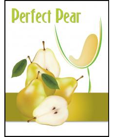 Pineapple Pear Pinot Grigio Label