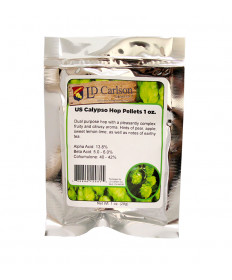 Calypso Hop Pellet- 1 oz bag