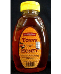Orange Blossom Honey-1 lb