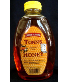 Orange Blossom Honey-2 lb