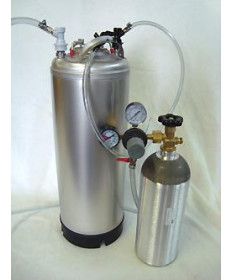 Keg System (ball)- New Soda Keg