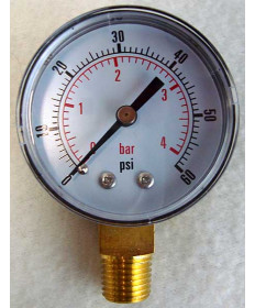 Regulator Guage- 0-60