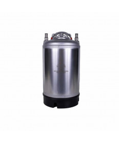 Soda Keg w/Ball Lock- 3 Gallon (New)