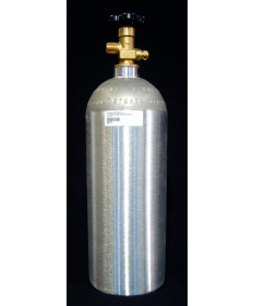 CO2 Cylinder- 5LB Aluminum (New)