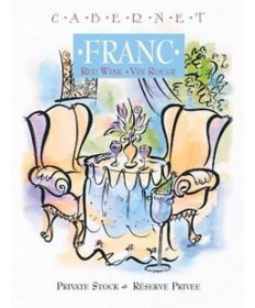 Cabernet Franc- Label