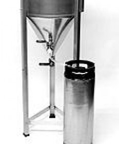 Fermenator Extension Legs (14.5 gallon): Blichmann
