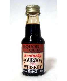 Bourbon Whiskey: Liquor Quick 20 ml Bottle (Jim Beam)