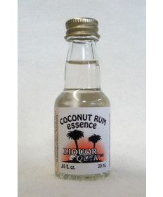 Coconut Rum- (Malibu): Liquor Quick 20 ml Bottle