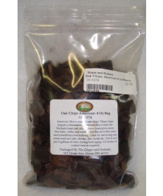 Oak Chips- American 4 oz- Heavy Toast