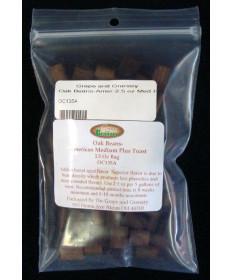Oak Beans-Amer-2.5 oz Medium  Plus Toast
