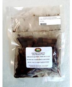 Oak Bean-Hungarian 2.5 oz Medium Toast